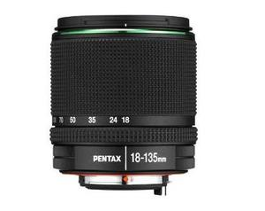 PENTAX 18-135 mm F:3,5-5,6 AL IF DC WR