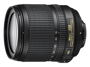 NIKON AFS 18-105 mm F:3,5-5,6 DX VR G ED