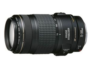 CANON EF 70-300 mm F:4-5,6 IS