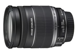 CANON EF-S 18-200 mm F:3,5-5,6 IS