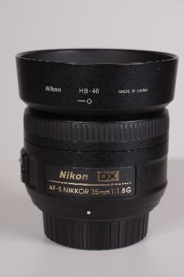 NIKKOR AFS 35 mm F:1,8 DX