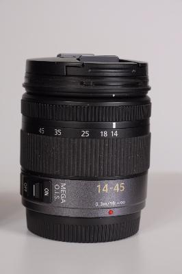 PANASONIC LUMIX 14-45 mm
