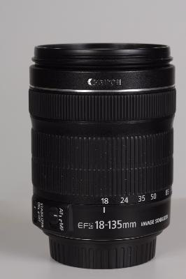 CANON EFS 18-135 mm IS STM