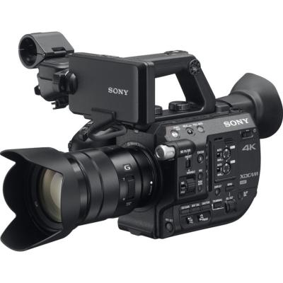 SONY PXW-FS5 MARK II + SEL 18-105 mm F:4 OSS PZ