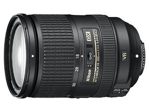 NIKON AFS 18-300 mm F:3,5-5,6 VR DX G ED