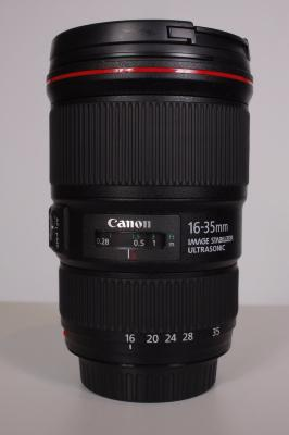 CANON EF 16-35 mm F:4 L IS