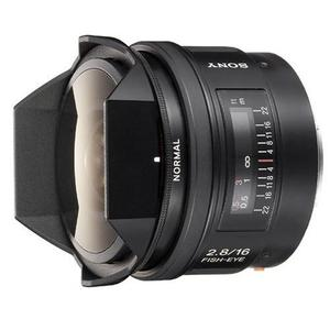 SONY SAL 16 mm F:2,8