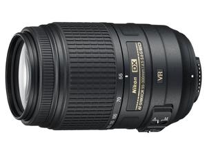 NIKON AFS 55-300 mm F:4,5-5,6 DX VR G ED