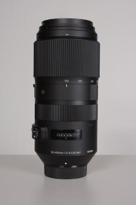 SIGMA 100-400 mm F:5-6,3 DG CONTEMPORARY NIKON FX