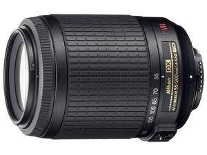 NIKON AFS 55-200 mm F:4-5,6 DX VR VERSION 1