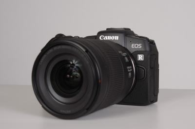 CANON EOS RP + RF 24-105 mm IS STM
