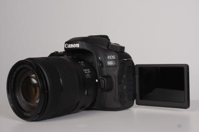 CANON 80D + 18-135 IS USM