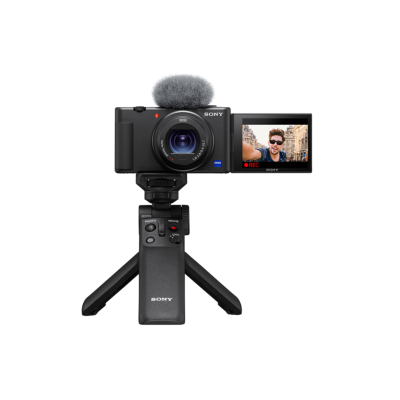 SONY CYBERSHOT ZV1 + Grip GP-VPT2BT